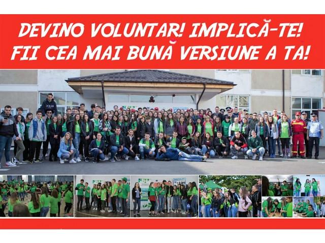 """S-a deschis forumul """"Young Volunteer""""!"""