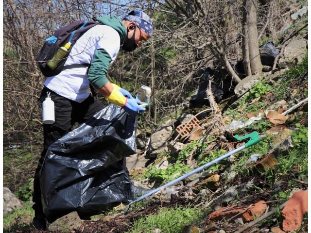 Curățenia de toamnă | Campanie de ecologizare pe #DrumulCătreDunăre 2.0
