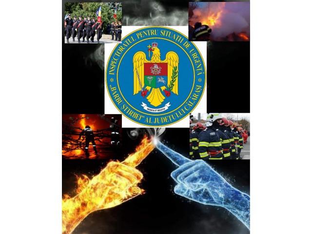 ISU Călărași - 126 de ani de la înființarea primei structuri de pompieri militari