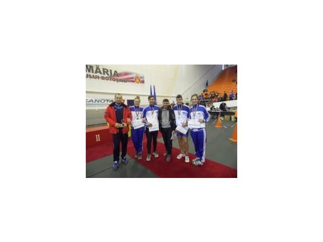 Trei sportivi ai CSM Călăraşi participă la Campionatele mondiale de canotaj de la Tokyo
