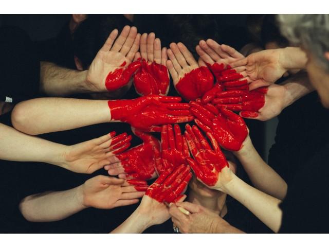 """""""От душа за душа"""" - благотворителният проект, разработен от Кълърашкия червен кръст"""