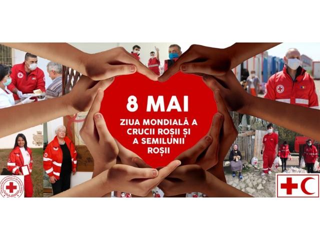 8 MAI – Ziua Mondială a Crucii Roșii