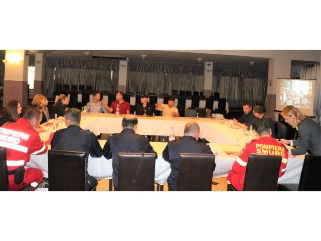 """Cea de-a doua întâlnire de lucru destinată stakeholderilor proiectului """"Young Volunteer"""""""
