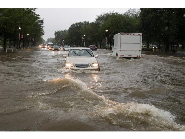 Rules for safe behavior in case of FLOODS