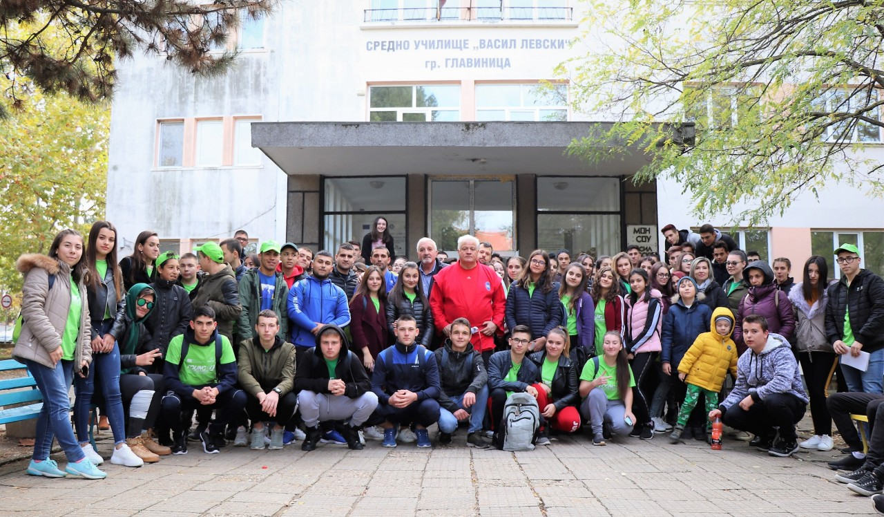 Uniți în Diversitate, la cea de-a patra campanie Young Volunteer